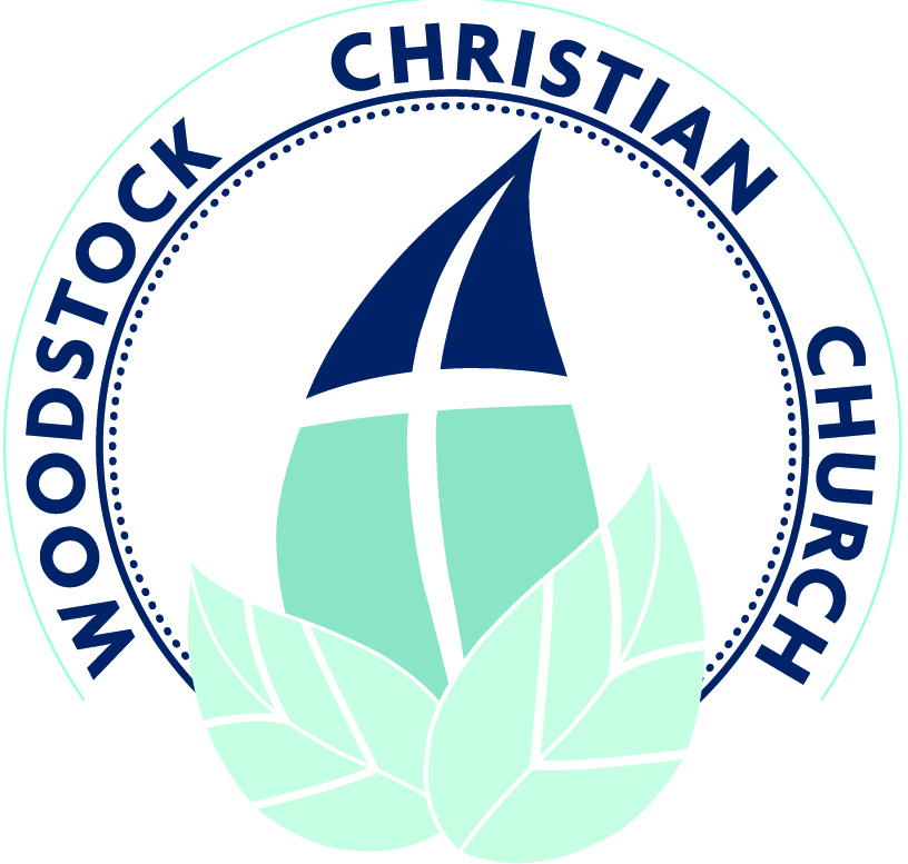 logo for Woodstock Christian Church