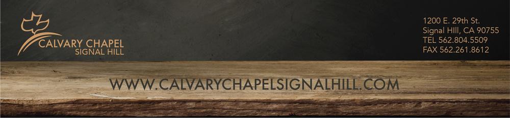 logo for Calvary Chapel Signal Hill