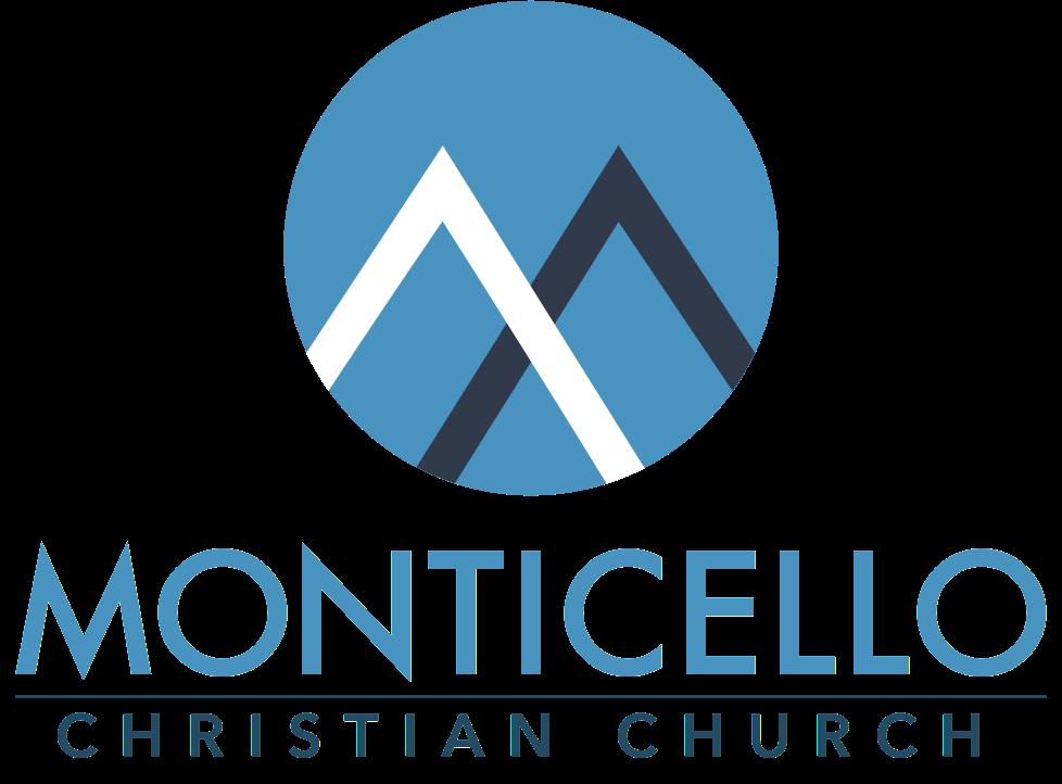logo for Monticello Christian Church