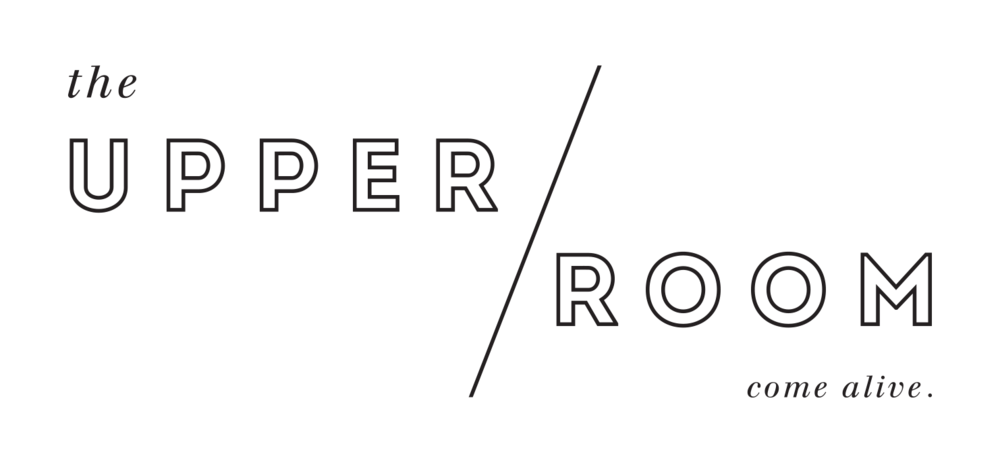 logo for The Upper Room