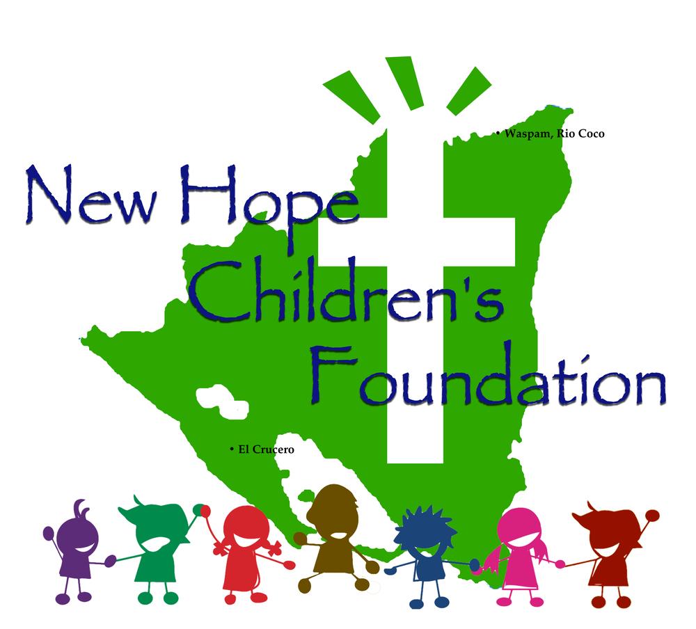 logo for New Hope Children's Foundation