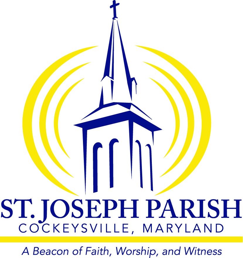 logo for St. Joseph Parish, Cockeysville