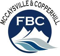 logo for First Baptist Church McCaysville Copperhill