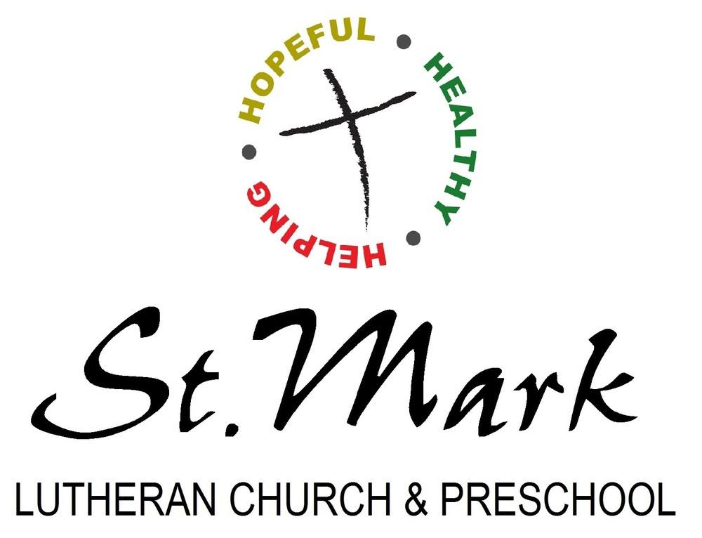 logo for St. Mark Lutheran Church & Preschool