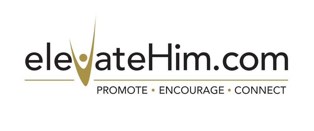 logo for ElevateHim Ministries