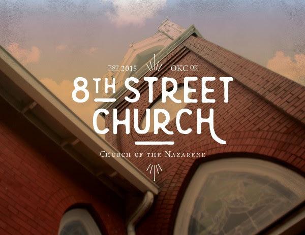 logo for 8th Street Church
