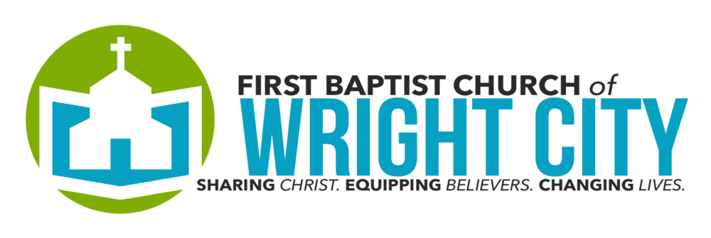 logo for First Baptist Church of Wright City