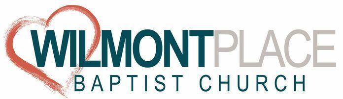logo for Wilmont Place Baptist Church
