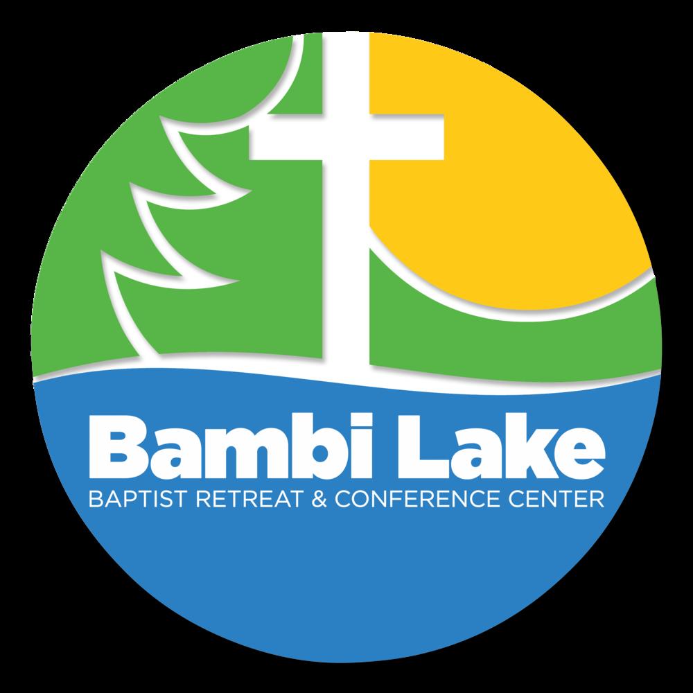 logo for Bambi Lake Retreat & Conference Center