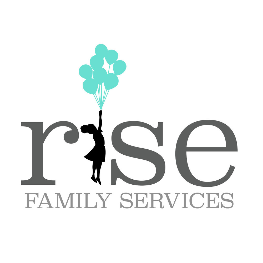 logo for Rise Family Services