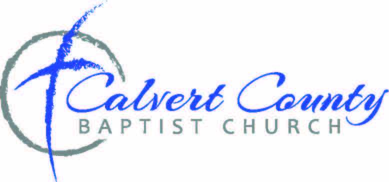 logo for Calvert County Baptist Church