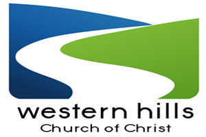 logo for Western Hills Church of Christ