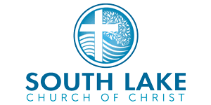 logo for South Lake Church of Christ
