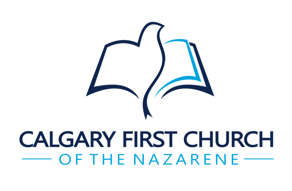 logo for Calgary First Church of the Nazarene