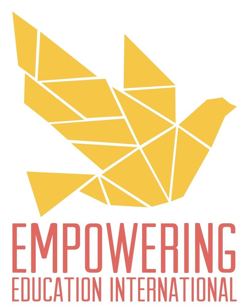 logo for Empowering Education International