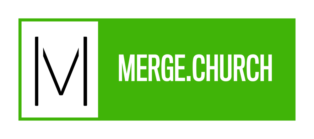 logo for Merge.Church