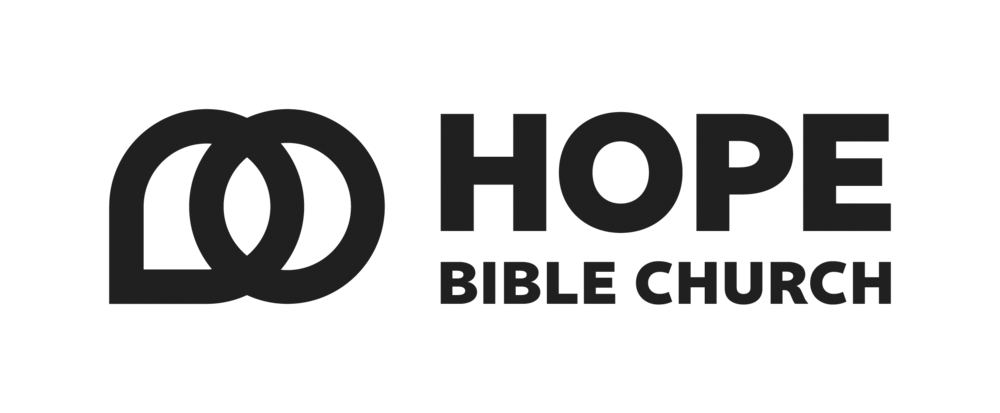 logo for Hope Bible Church Oakville