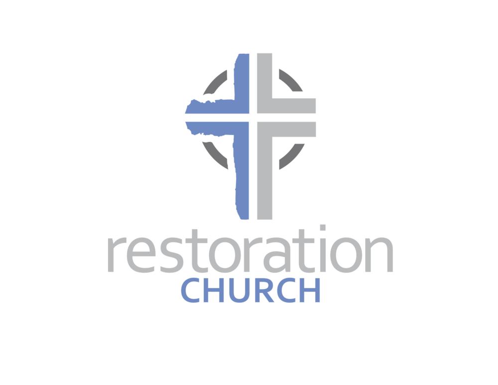 logo for Restoration Church of Springfield MO