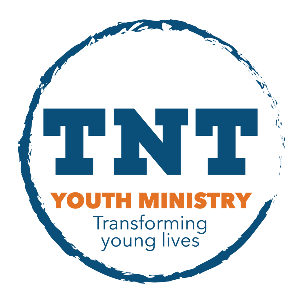 logo for TNT Youth Ministry