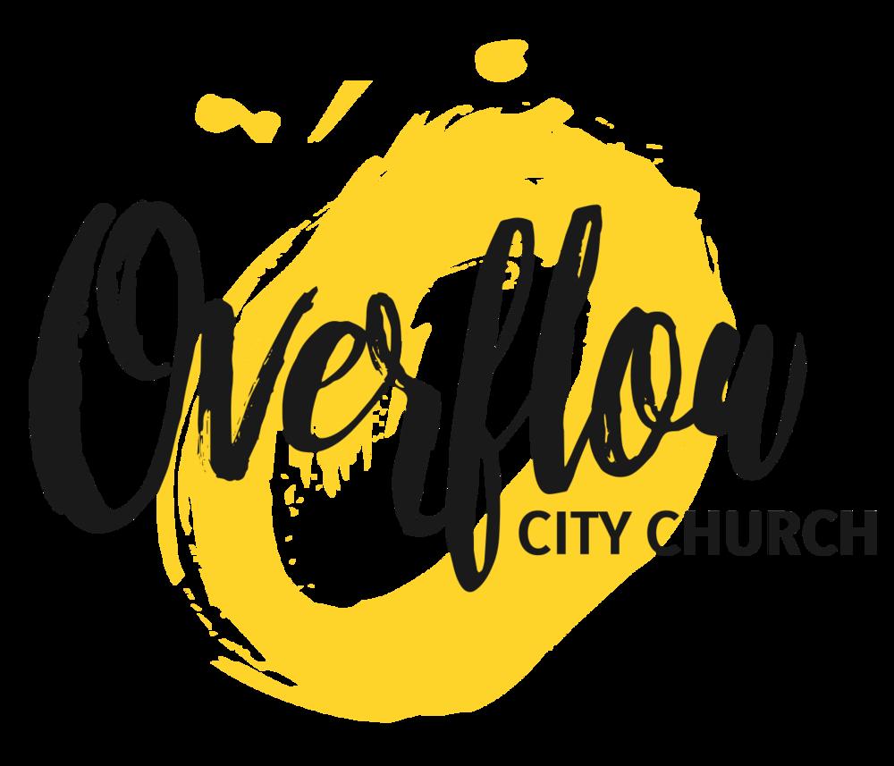 logo for Overflow City Church