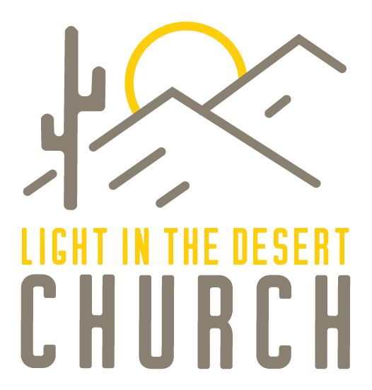 logo for Light in the Desert Church