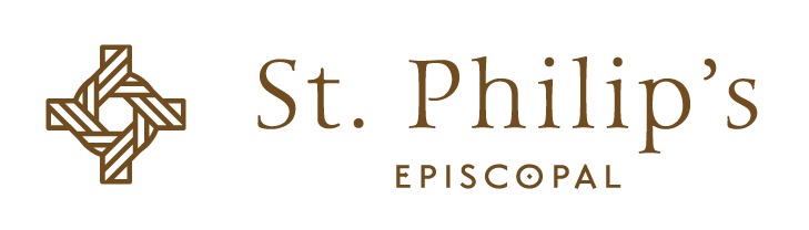 logo for St. Philip's Episcopal Church