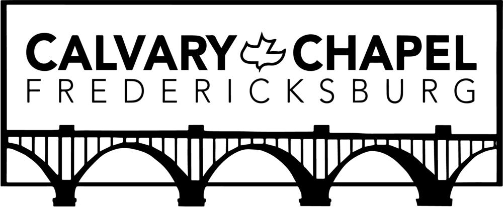 logo for Calvary Chapel Fredericksburg