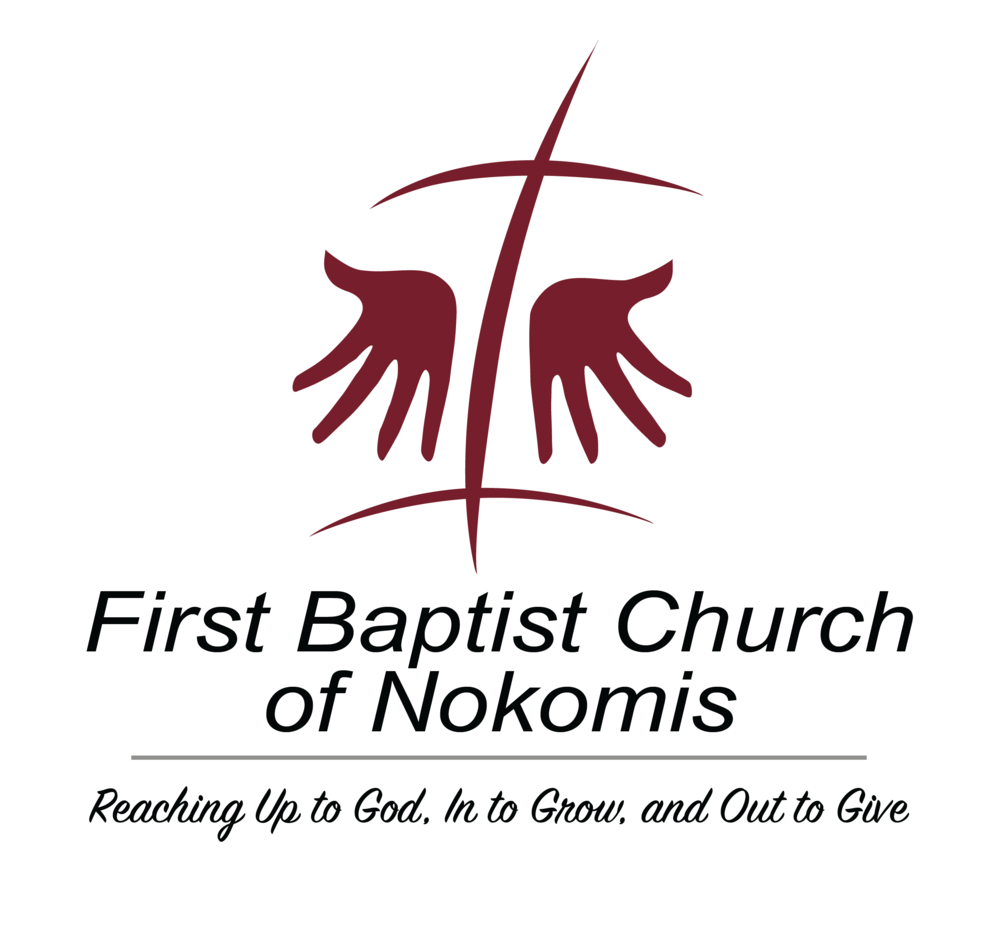 logo for First Baptist Church of Nokomis