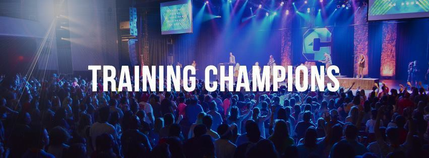 logo for Champions 4 Christ