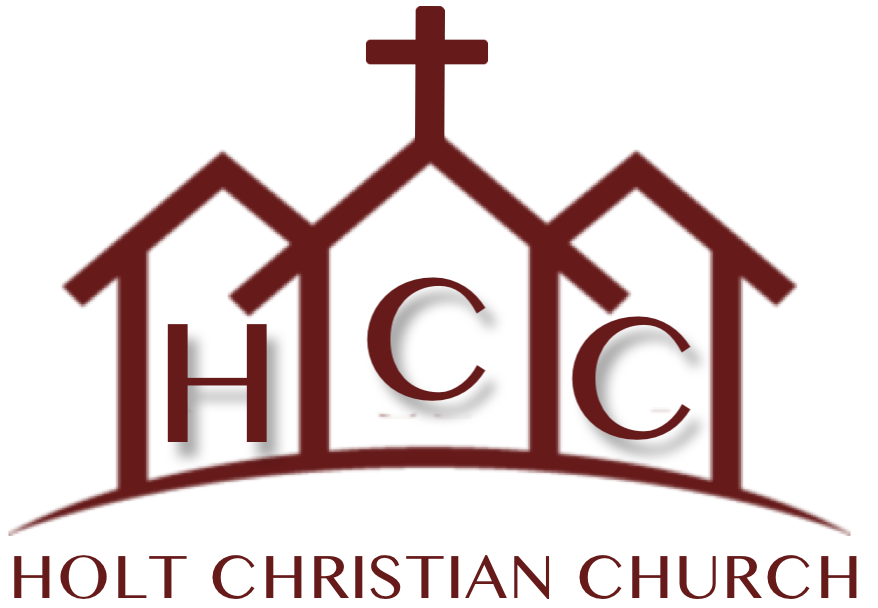 logo for Holt Christian Church