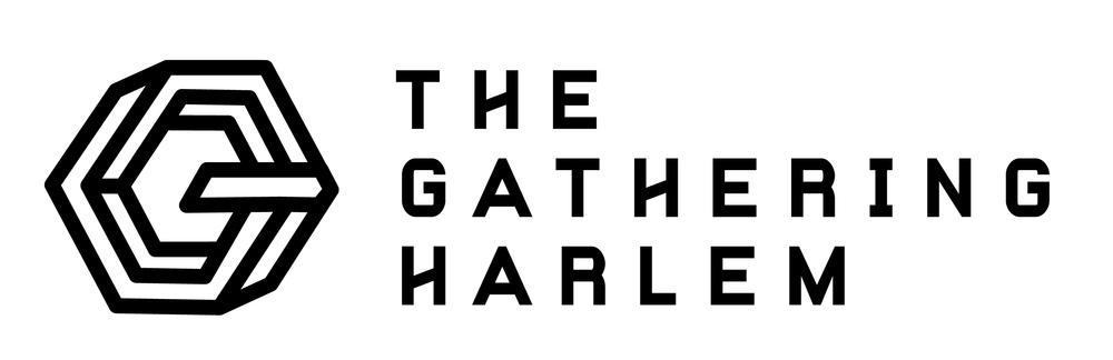 logo for The Gathering Harlem