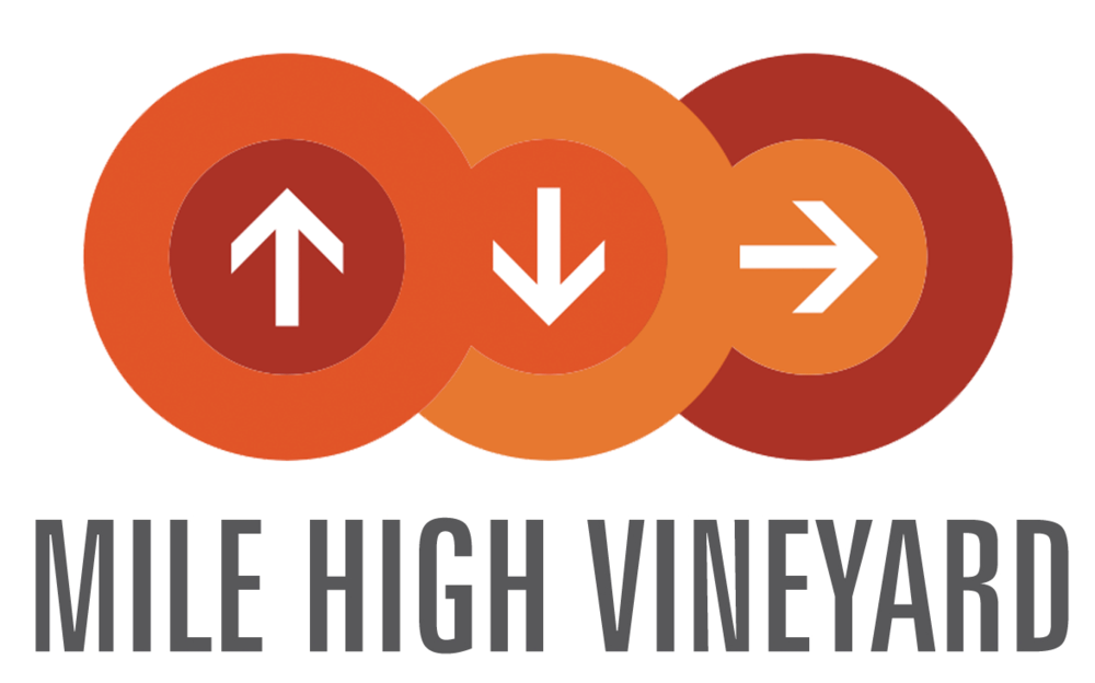 logo for Mile High Vineyard