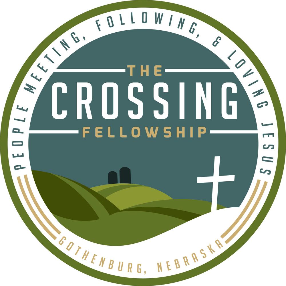logo for The Crossing Fellowship