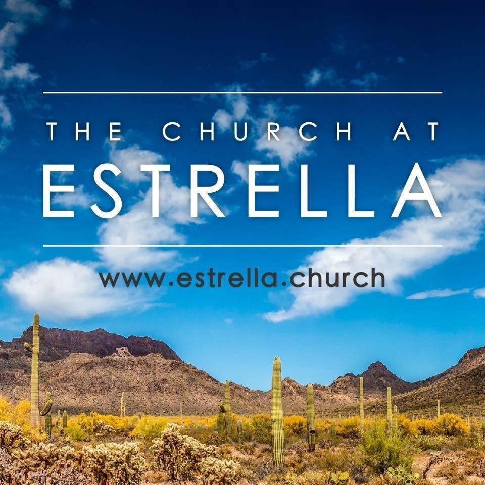 logo for The Church at Estrella