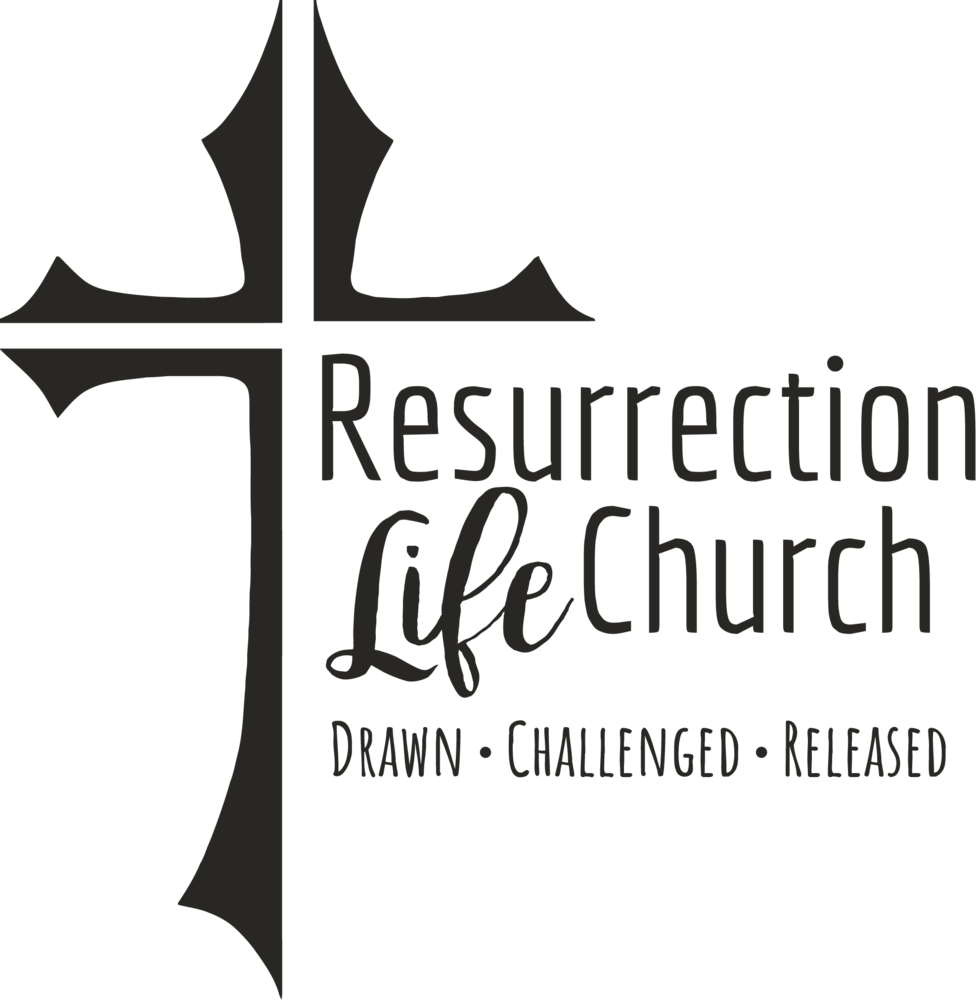 logo for Resurrection Life Church