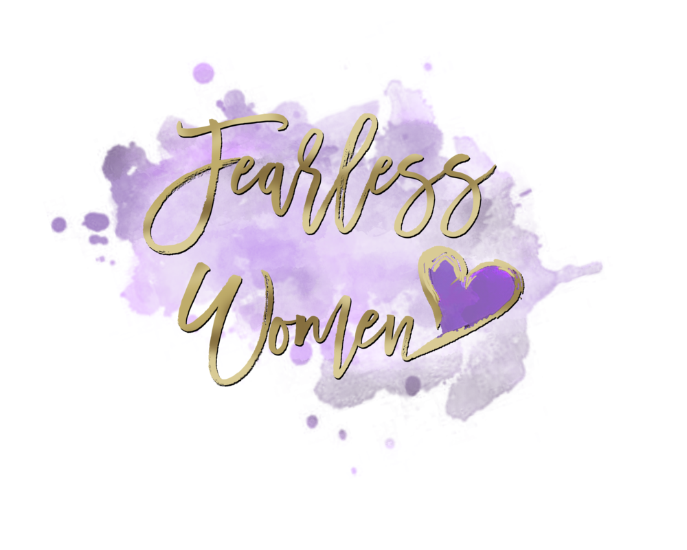 logo for Fearless Women STL