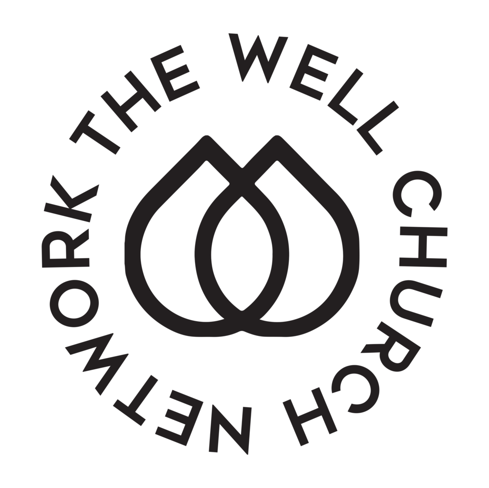 logo for The Well Church Network