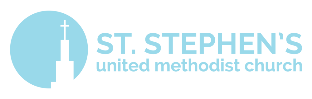logo for St. Stephen's UMC