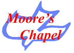 logo for Moore's Chapel United Methodist Church