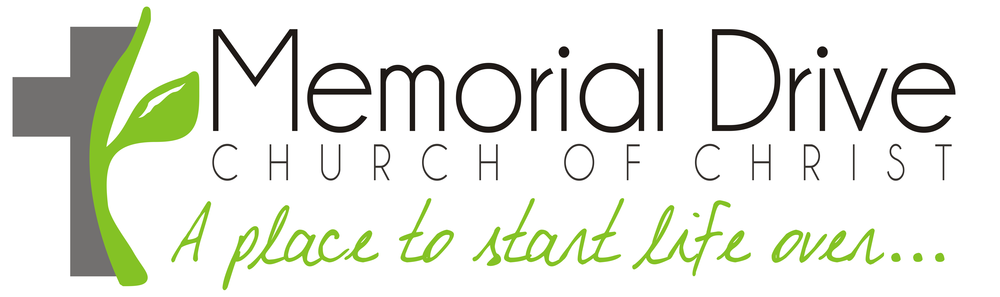 logo for Memorial Drive Church of Christ