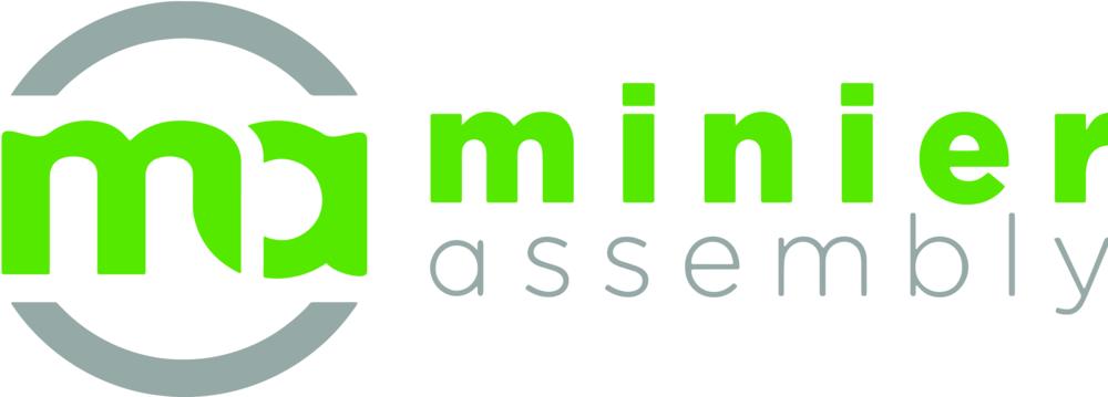 logo for Minier Assembly of God
