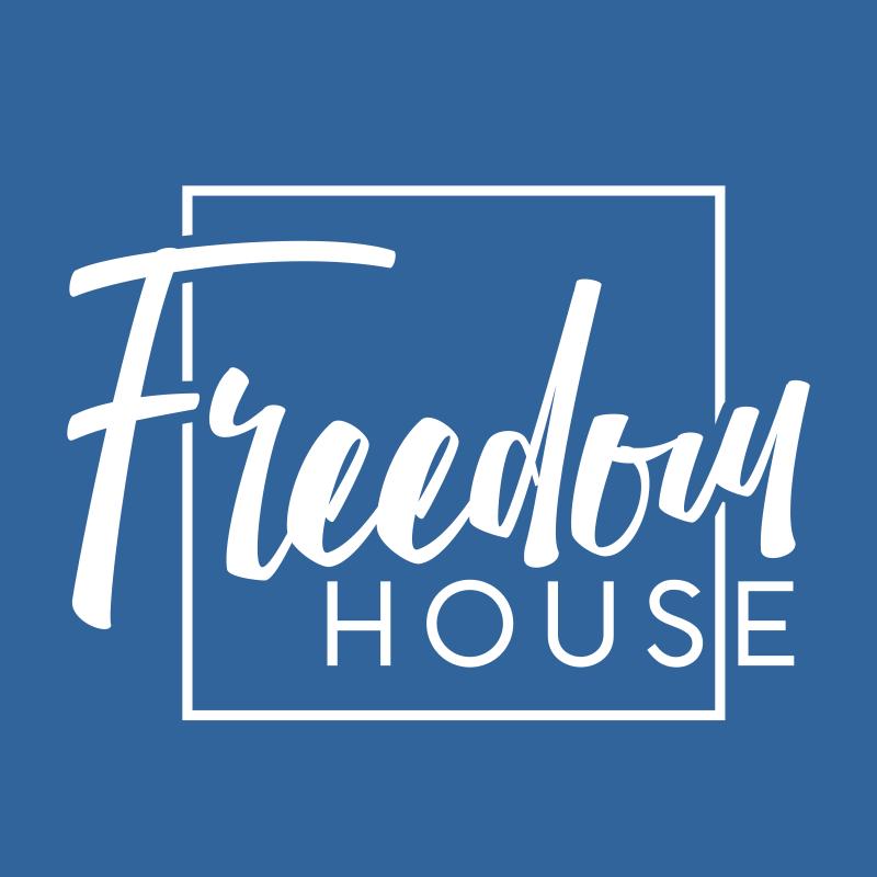 logo for Freedom House