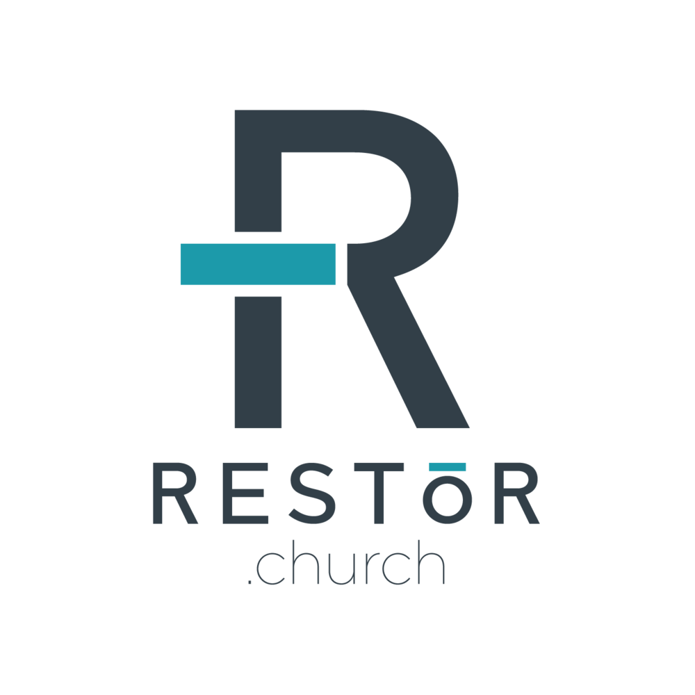 logo for RESTōR.church