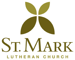 logo for St. Mark Lutheran Church