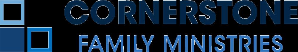 logo for Cornerstone Family Ministries