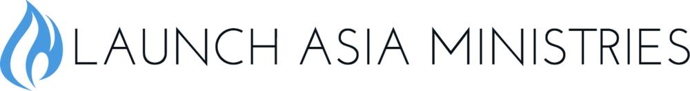 logo for Launch Asia Ministries