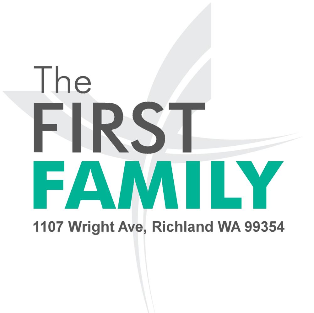 logo for First Baptist Church Richland