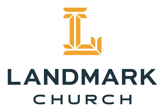 logo for Landmark Church