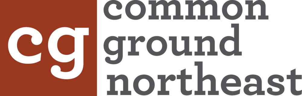 logo for Common Ground Northeast