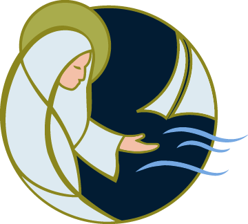 logo for Our Lady of the Lake Catholic Church